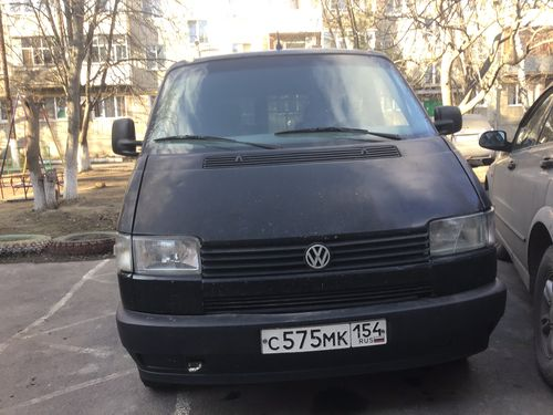 Купить авто фольксваген транспортер в россии с пробегом купить мотор для фольксваген транспортер т 4