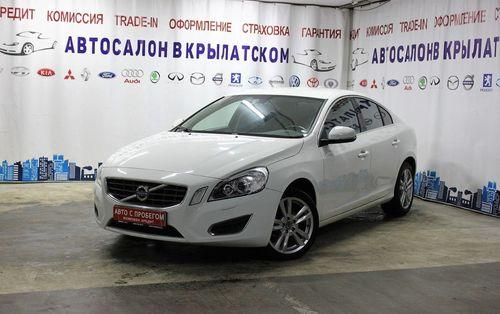 Купить авто в москве с пробегом в автосалоне volvo дром автоломбард