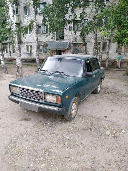 bfa5598865f3e Купить ВАЗ (Лада) 2107 с пробегом в Томской области, продажа ВАЗ ...