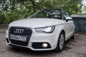 Автомобиль Audi A1, отличное состояние, 2010 года выпуска, цена 650 000 руб., Пятигорск