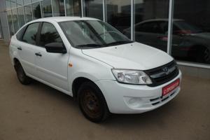 Авто ВАЗ (Lada) Granta, 2014 года выпуска, цена 353 000 руб., Краснодар