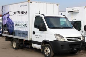 Авто IVECO Daily, 2010 года выпуска, цена 769 000 руб., Москва