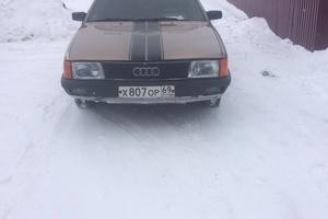 Автомобиль Audi 100, хорошее состояние, 1987 года выпуска, цена 80 000 руб., Тверь
