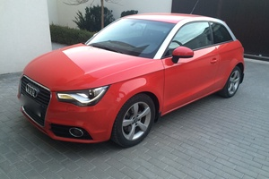 Подержанный автомобиль Audi A1, отличное состояние, 2010 года выпуска, цена 500 000 руб., Ростов-на-Дону