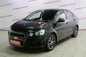 Авто Chevrolet Aveo, 2013 года выпуска, цена 439 000 руб., Москва