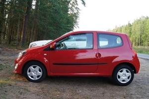 Автомобиль Renault Twingo, отличное состояние, 2009 года выпуска, цена 300 000 руб., Москва