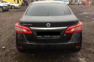 Авто Nissan Sentra, 2014 года выпуска, цена 420 000 руб., Санкт-Петербург