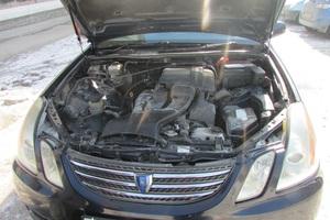 Автомобиль Toyota Mark II, хорошее состояние, 2002 года выпуска, цена 320 000 руб., Новосибирск