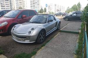 Автомобиль Smart Roadster, отличное состояние, 2006 года выпуска, цена 600 000 руб., Казань