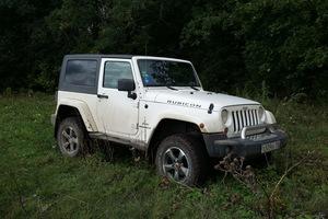Автомобиль Jeep Wrangler, хорошее состояние, 2008 года выпуска, цена 1 200 000 руб., Альметьевск