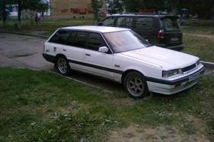 Автомобиль Nissan Skyline, битый состояние, 1987 года выпуска, цена 30 000 руб., Кемерово