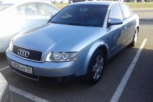 Автомобиль Audi A4, отличное состояние, 2004 года выпуска, цена 365 000 руб., Краснодар