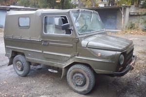 Автомобиль ЛуАЗ 1302, хорошее состояние, 1993 года выпуска, цена 70 000 руб., Керчь