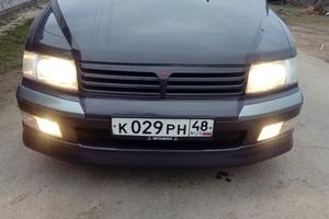 Автомобиль Mitsubishi Space Wagon, хорошее состояние, 1999 года выпуска, цена 260 000 руб., Липецк