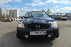 Автомобиль Toyota Matrix, хорошее состояние, 2003 года выпуска, цена 320 000 руб., Москва