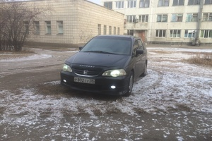 Автомобиль Honda Odyssey, хорошее состояние, 2000 года выпуска, цена 320 000 руб., Ангарск