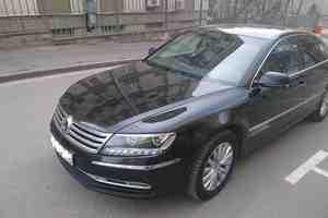 Автомобиль Volkswagen Phaeton, отличное состояние, 2011 года выпуска, цена 1 500 000 руб., Москва