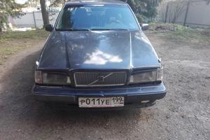 Подержанный автомобиль Volvo 850, хорошее состояние, 1993 года выпуска, цена 100 000 руб., Московская область