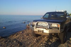 Автомобиль Nissan Frontier, хорошее состояние, 1999 года выпуска, цена 290 000 руб., Калининград