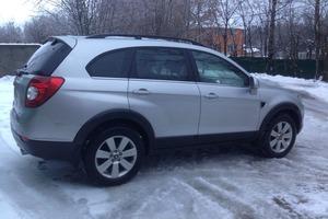 Подержанный автомобиль Chevrolet Captiva, хорошее состояние, 2008 года выпуска, цена 585 000 руб., Пушкино