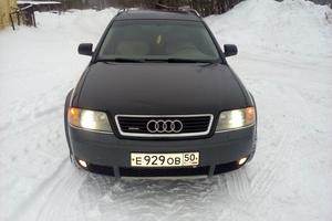 Автомобиль Audi Allroad, хорошее состояние, 2003 года выпуска, цена 380 000 руб., Москва