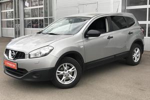 Подержанный автомобиль Nissan Qashqai+2, хорошее состояние, 2012 года выпуска, цена 595 000 руб., Казань
