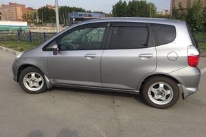 Автомобиль Honda Fit, отличное состояние, 2007 года выпуска, цена 310 000 руб., Новосибирск