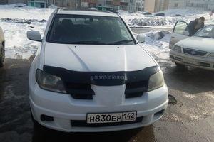 Автомобиль Mitsubishi Airtrek, хорошее состояние, 2002 года выпуска, цена 330 000 руб., Новокузнецк