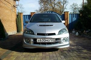 Автомобиль Daihatsu YRV, хорошее состояние, 2001 года выпуска, цена 185 000 руб., Краснодарский край
