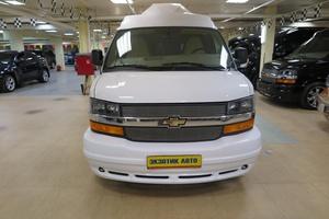 Подержанный автомобиль Chevrolet Express, отличное состояние, 2013 года выпуска, цена 3 890 000 руб., Москва