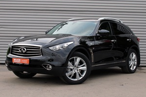 Авто Infiniti QX70, 2014 года выпуска, цена 1 976 000 руб., Москва