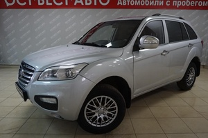 Авто Lifan X60, 2013 года выпуска, цена 439 000 руб., Москва