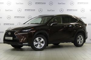 Авто Lexus NX, 2015 года выпуска, цена 2 290 000 руб., Санкт-Петербург
