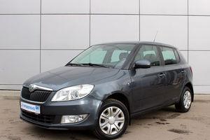 Авто Skoda Fabia, 2010 года выпуска, цена 287 200 руб., Москва