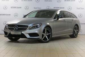 Авто Mercedes-Benz CLS-Класс, 2016 года выпуска, цена 3 230 000 руб., Санкт-Петербург