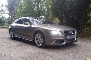 Подержанный автомобиль Audi A5, отличное состояние, 2010 года выпуска, цена 1 100 000 руб., Краснодар