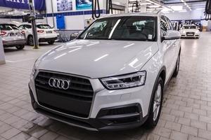 Новый автомобиль Audi Q3, 2017 года выпуска, цена 2 086 000 руб., Москва
