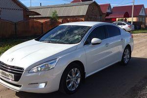 Автомобиль Peugeot 508, отличное состояние, 2013 года выпуска, цена 850 000 руб., Казань