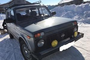 Подержанный автомобиль ВАЗ (Lada) 4x4, хорошее состояние, 2013 года выпуска, цена 360 000 руб., Челябинск