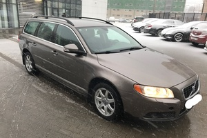 Автомобиль Volvo V70, отличное состояние, 2007 года выпуска, цена 499 000 руб., Санкт-Петербург