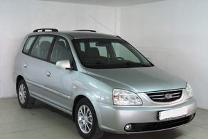 Авто Kia Carens, 2005 года выпуска, цена 225 000 руб., Москва