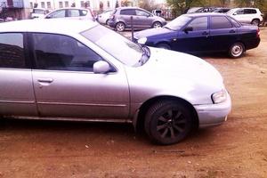 Автомобиль Nissan Sunny, отличное состояние, 1997 года выпуска, цена 100 000 руб., Челябинск