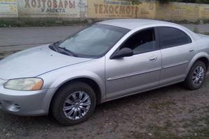 Автомобиль Chrysler Sebring, хорошее состояние, 2001 года выпуска, цена 230 000 руб., Бийск