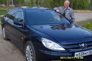 Автомобиль Peugeot 607, хорошее состояние, 2001 года выпуска, цена 250 000 руб., Тамбов