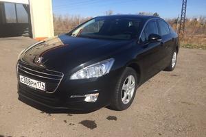 Автомобиль Peugeot 508, отличное состояние, 2012 года выпуска, цена 705 000 руб., Челябинск
