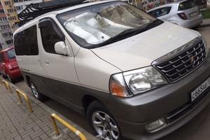 Автомобиль Toyota Hiace, отличное состояние, 2002 года выпуска, цена 780 000 руб., Краснодар