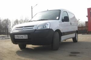 Подержанный автомобиль Citroen Berlingo, отличное состояние, 2011 года выпуска, цена 295 000 руб., Бронницы