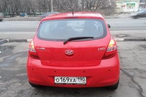 Подержанный автомобиль Hyundai i20, хорошее состояние, 2010 года выпуска, цена 380 000 руб., Видное