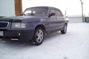 Подержанный автомобиль ГАЗ 3110 Волга, хорошее состояние, 2002 года выпуска, цена 50 000 руб., Челябинск