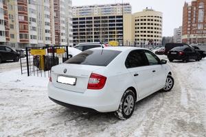 Автомобиль Skoda Rapid, отличное состояние, 2014 года выпуска, цена 499 000 руб., Одинцово